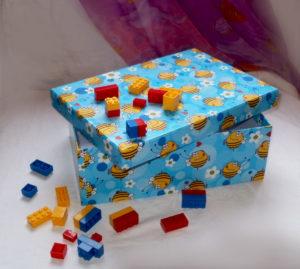 na malinké hračky ideální